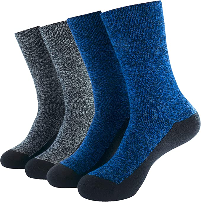 Youth socks los Crew Lightweight Cozy Heavy
