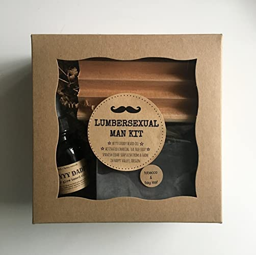 Lumbersexual gift ideas