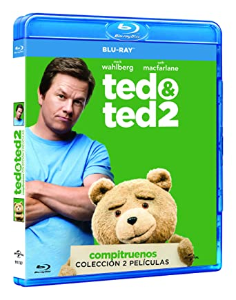 Pack Ted (Ted + Ted 2) [Blu-ray]: Amazon.es: Mark Wahlberg, Seth ...