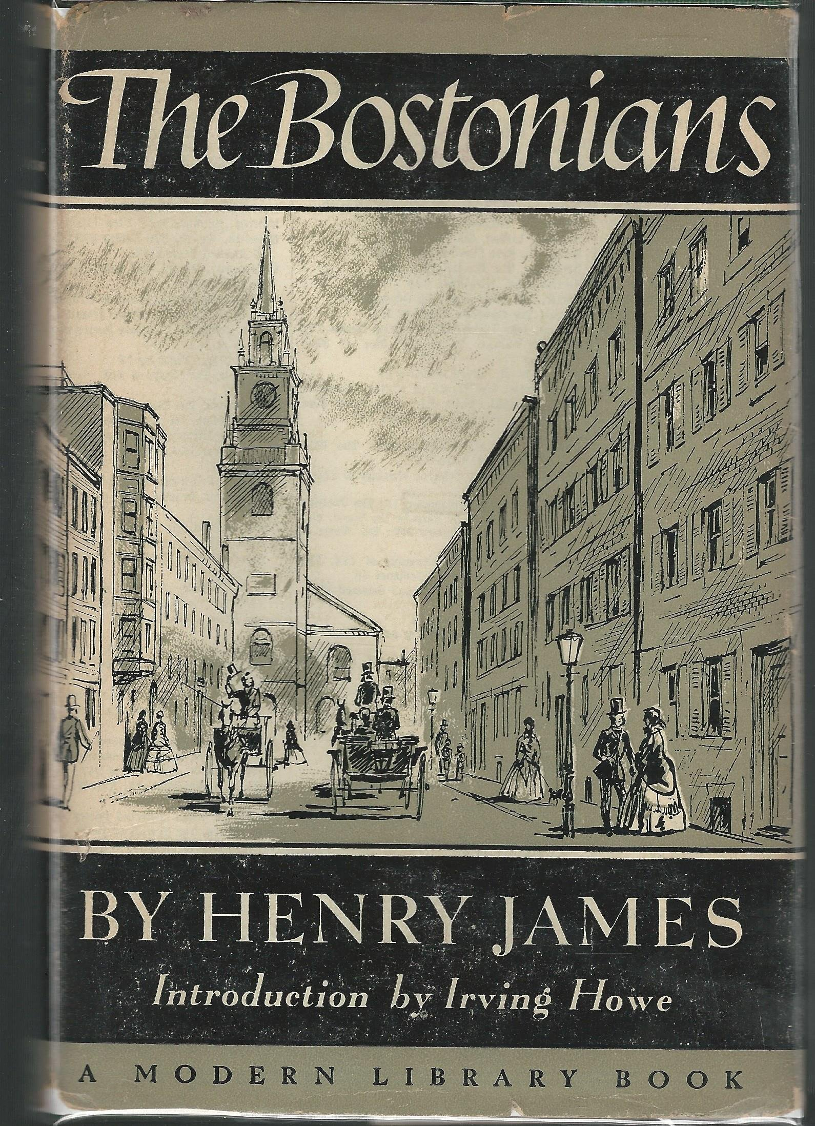 The Bostonians: A Novel (The Modern Library): Henry James: Amazon.com: Books