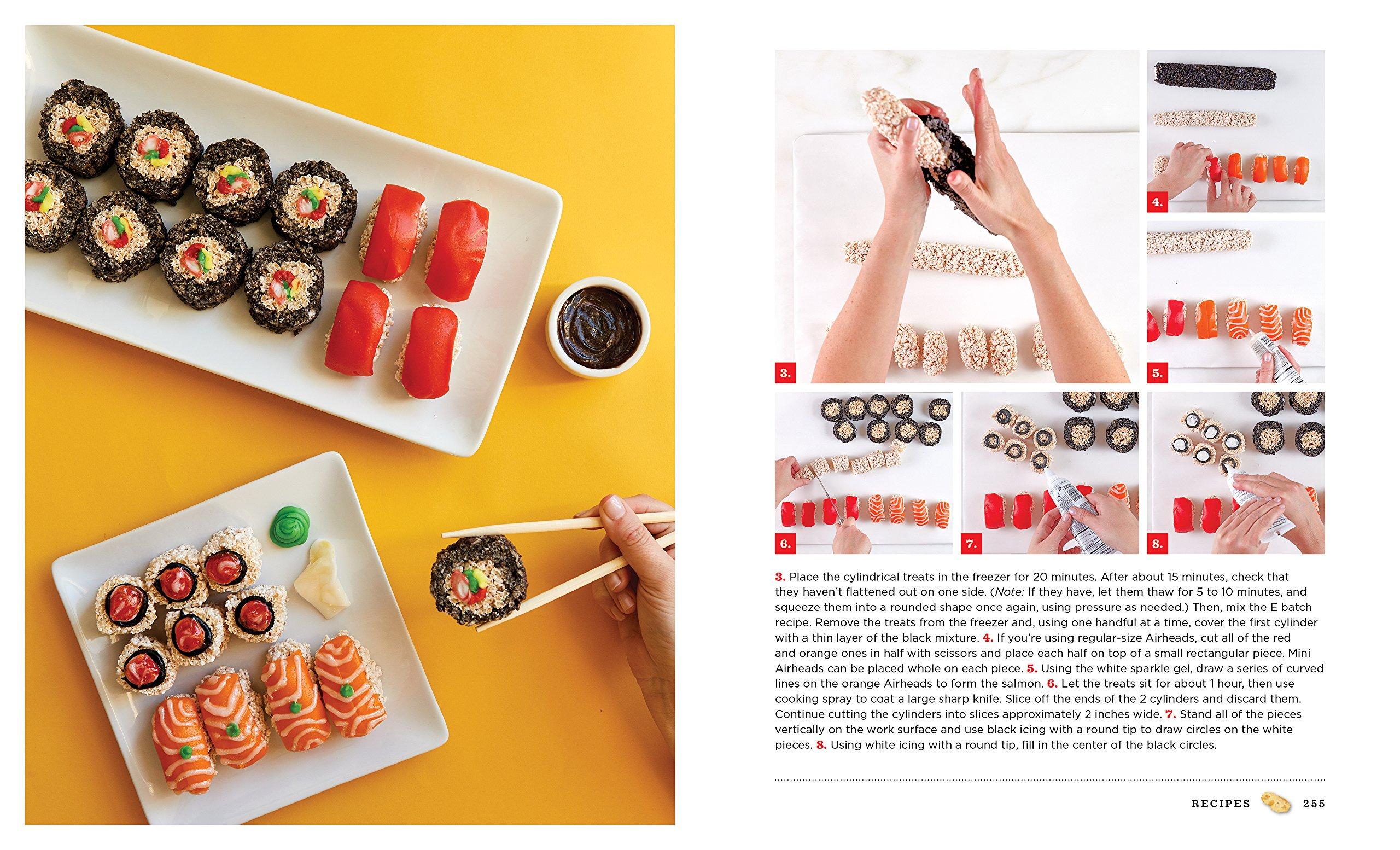 Treat Yourself!: How to Make 93 Ridiculously Fun No-Bake Crispy Rice Treats: Amazon.es: Siskin, Jessica: Libros en idiomas extranjeros