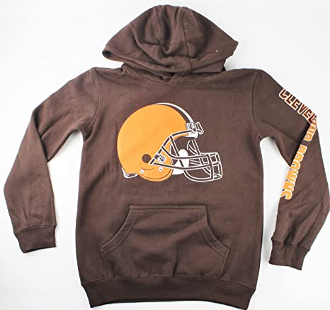 a55cc42e Amazon.com : Outerstuff Cleveland Browns NFL Youth Team Logo ...