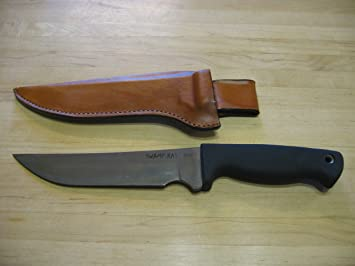 Pantano rata tali-whacker Le cuchillo Custom moldeado funda ...