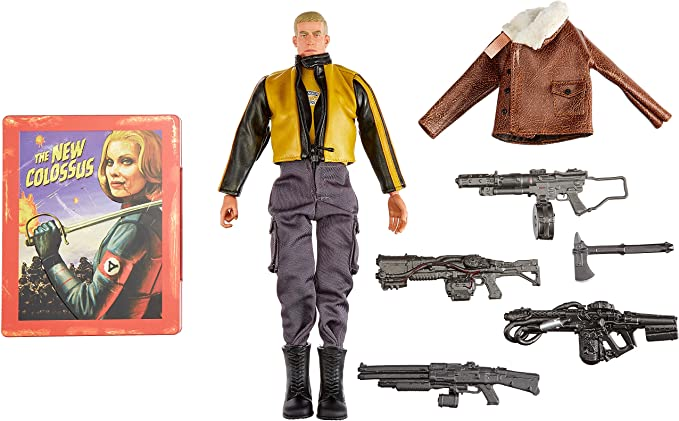 Wolfenstein II: The New Colossus - Collectors Edition ...