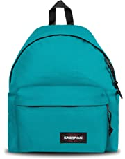 Eastpak Padded PAK'R Sac à Dos Enfants, 40 cm, 24 liters, Turquoise (Surf Blue)