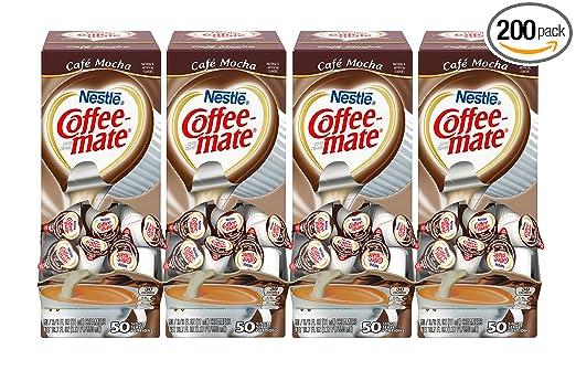 Nestle Coffee-mate Crema de café, vainilla caramelo, crema ...