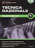 Tecnica razionale per chitarra. Con CD
