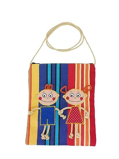 ABA ABA65109 - Bolsa de Tela para niños (tamaño Grande ...