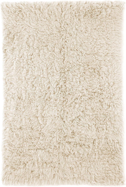 Luxury White Shag Rug Wool Greek Flokati Rug FIVE SIZES FREE DELIVERY AUS WIDE