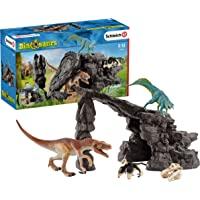 Schleich Dino Set with Cave Playset