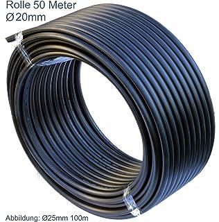 Fantastisch PE Rohr 20 x 2,0 mm Druckrohr Wasserleitung Wasserrohr 50 m  CW85