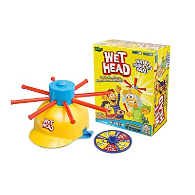 Wet Head Game: Toys & Games