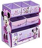 Delta Enterprise Minnie Multi-Bin Toy Organizer(Discontinued by manufacturer)