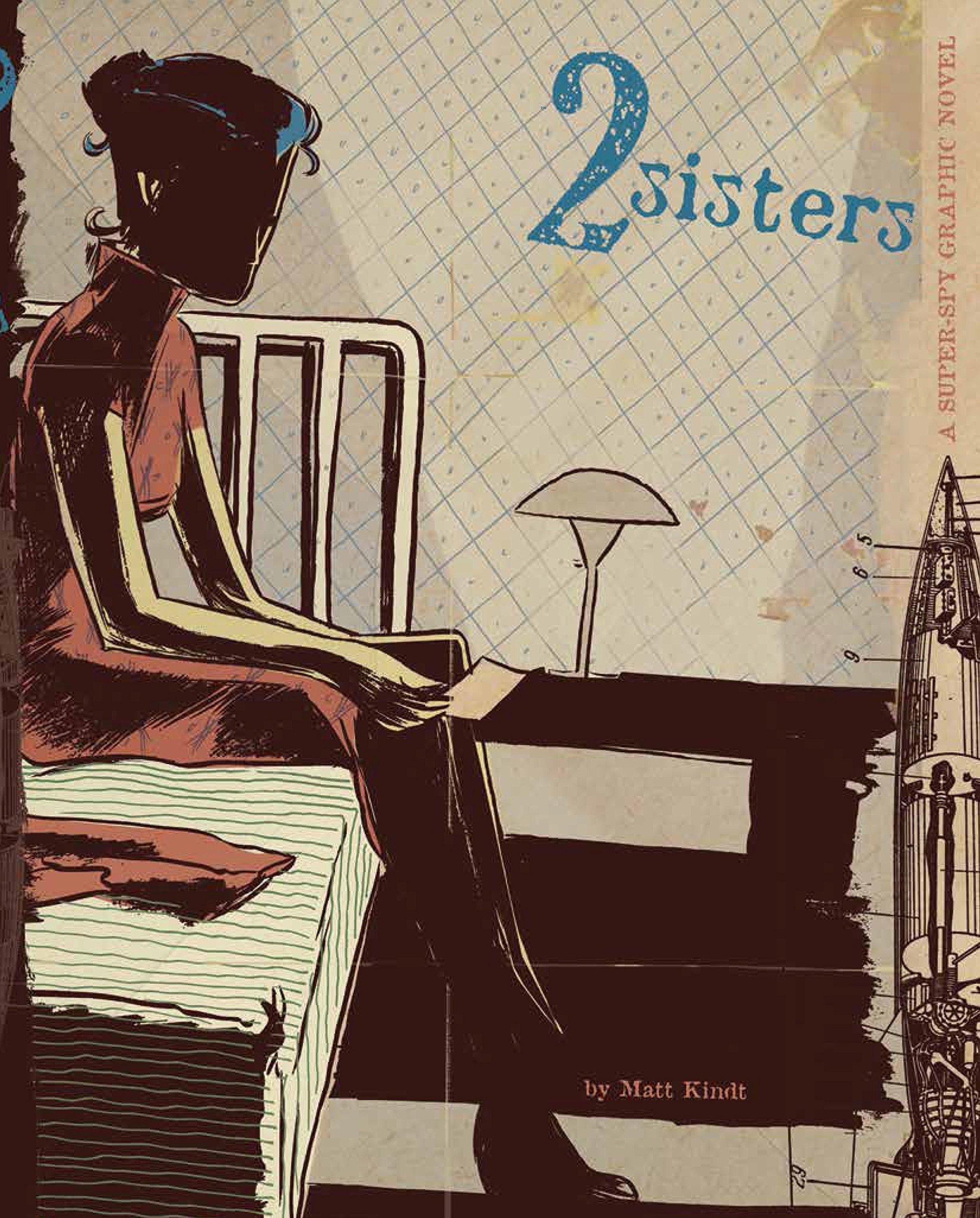 Download 2 Sisters: A Super-Spy Graphic Novel pdf