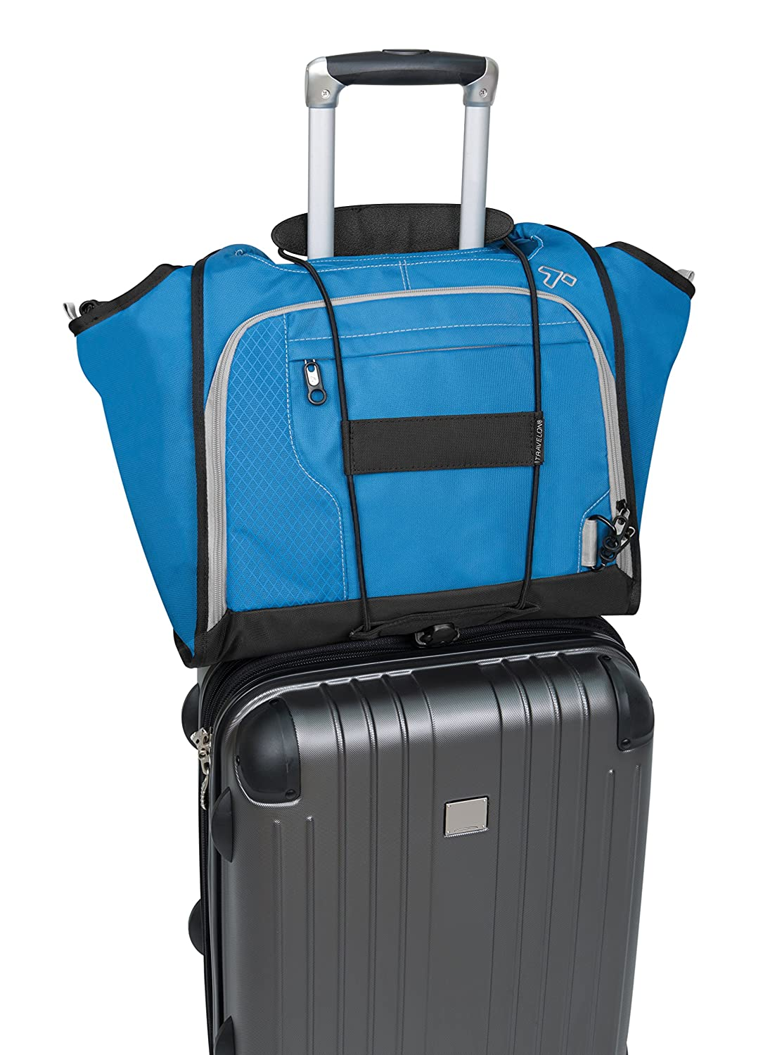 Travelon Bag Bungee One Size, Charcoal