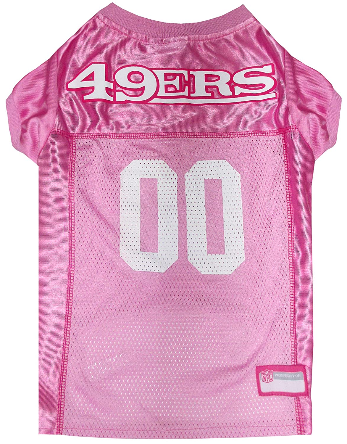 4201a2318 Amazon.com   Pets First NFL San Francisco 49ers Jersey