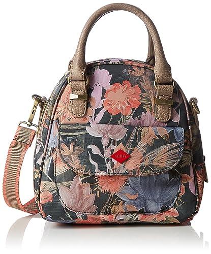 FF M Shoulder Bag OCB6107-107 Damen Schultertaschen 26x20x9 cm (B x H x T), Pink (Melon 107) Oilily