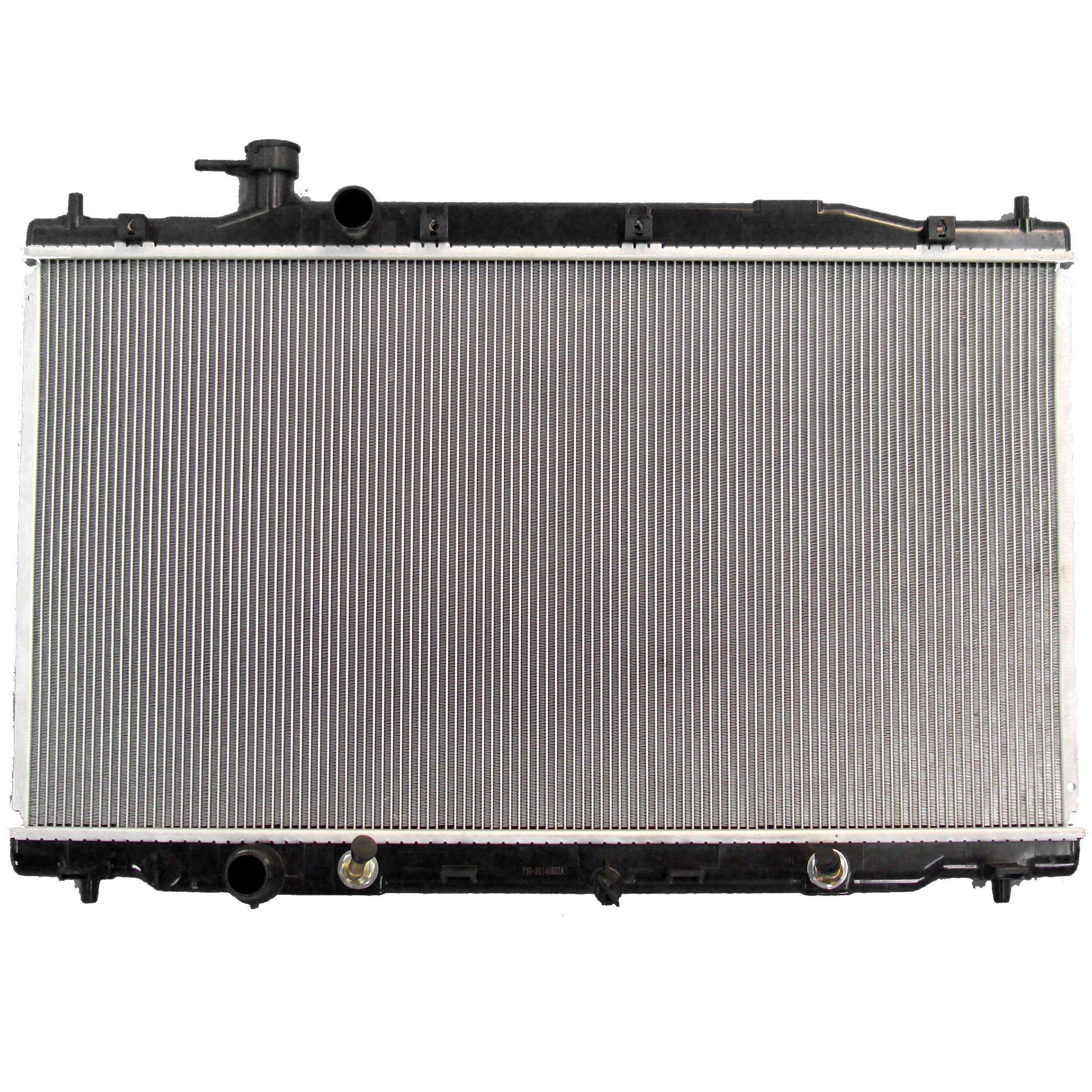 ECCPP Radiator 13031 for 2007-2009 Honda CR-V EX/EX-L/LX Sport Utility 4-Door 2.4L