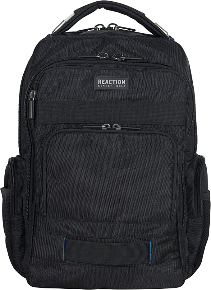 The Kenneth Cole Reaction backpack travel product recommended by Cindy Richards on Lifney.