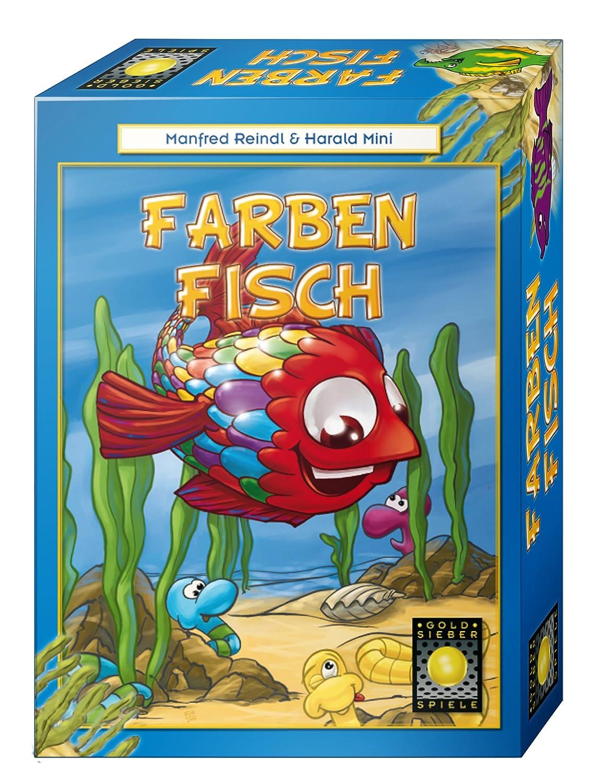Goldsieber 60 618 1228 - Farben Fische