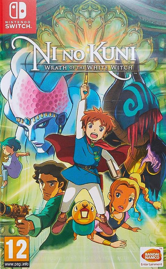 Ni No Kuni: Wrath Of The White Witch - Nintendo Switch [Importación inglesa]: Amazon.es: Videojuegos