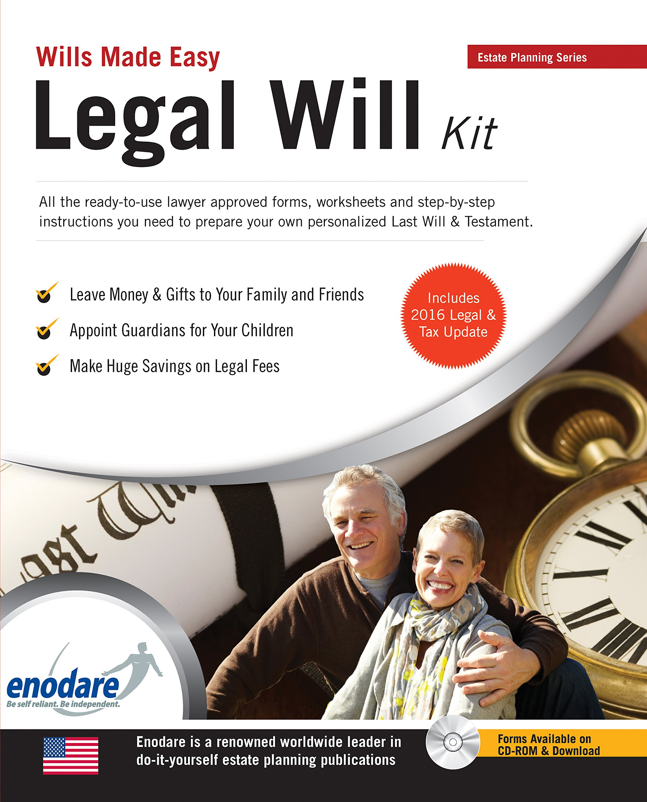 Legal will kit wills made easy amazon enodare legal will kit wills made easy amazon enodare 9781906144975 books solutioingenieria Images