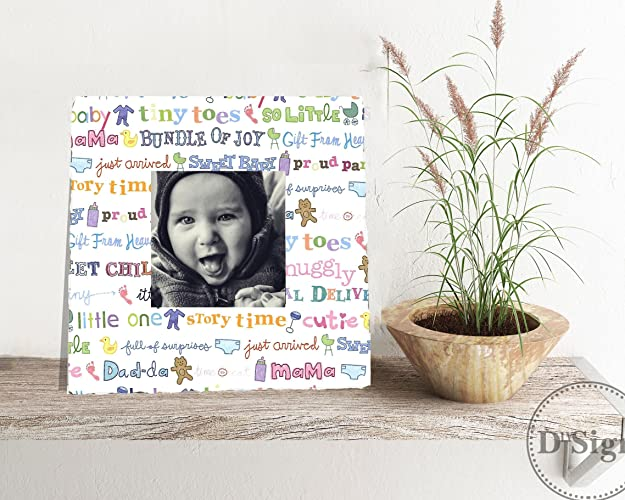 Amazon Personalized Baby Shower Picture Frame Gift Mom Gift