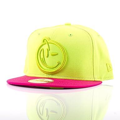 90bcc74b8ec New Era 9FIFTY x YUMS  Classic Tonal  Cyber Green Rose Snapback Cap ...