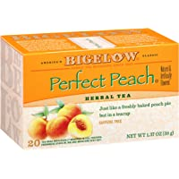Bigelow Tea Bags - Perfect Peach Herbal