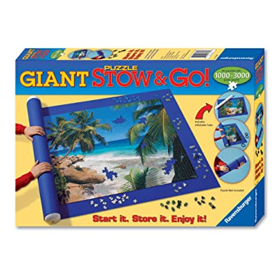 Ravensburger Giant Stow and Go: Toys & Games