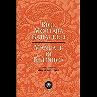 Manuale di retorica (Tascabili. Saggi) (Italian Edition) book cover