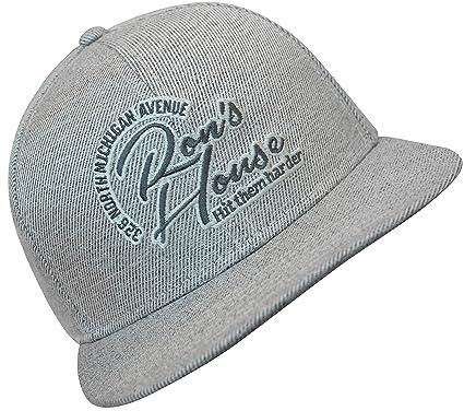 Gorra de béisbol Gorra de camionero Gorra snapback (Grande, Gris ...