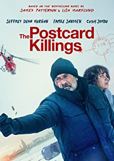 Book Cover: The Postcard Killings