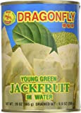 Young Green Jackfruit in Water - 20oz (Pack of 6)
