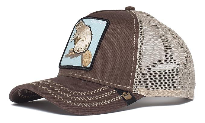 Goorin Bros. Beaver - Gorro para hombre, marrón, Talla única