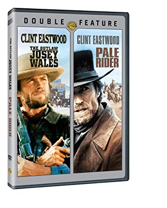 Amazon com: Outlaw Josey Wales, The/Pale Rider (2pk