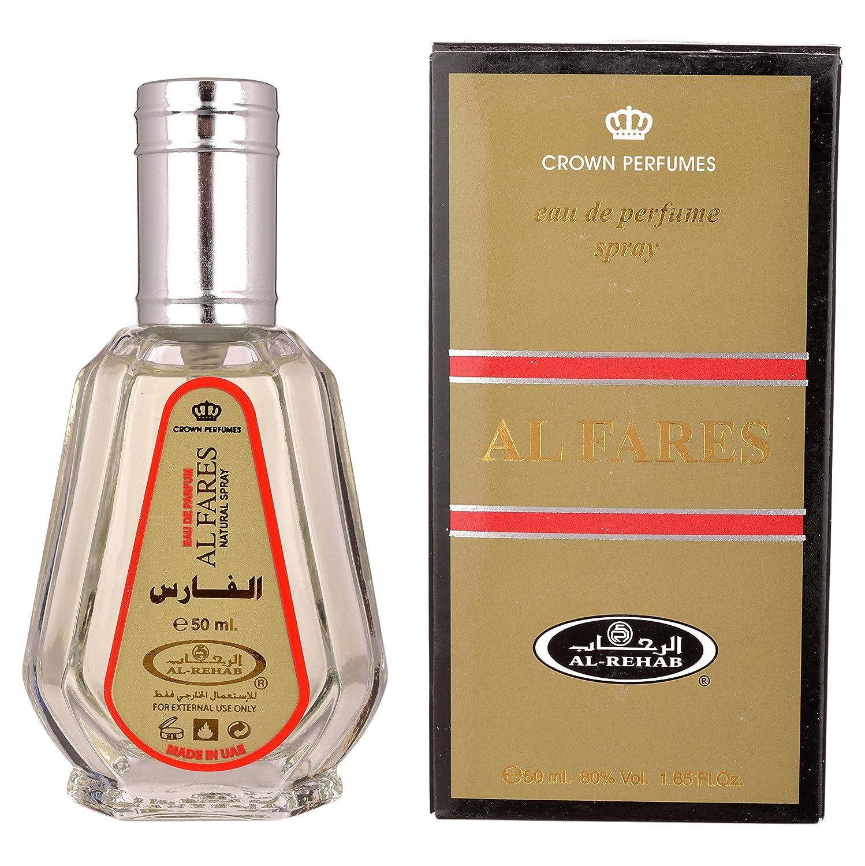 Al Fares EDP Perfume Spray by Al- Rehab - 50ml Al Rehab