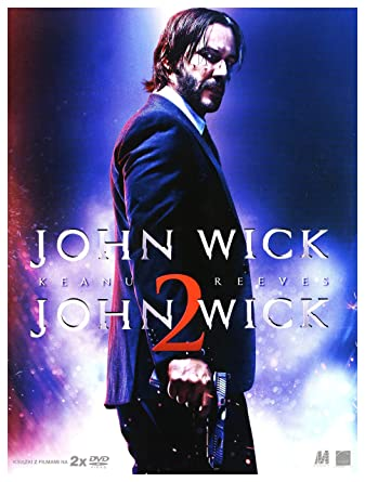 John Wick Chapters 1 2 Double Pack Box 2dvd Import Keine Deutsche