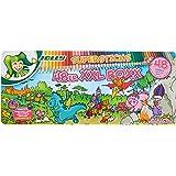 JOLLY Buntstifte Supersticks Kinderfest XXL Box, 48 Stifte in Metalletui, 3000-0494…