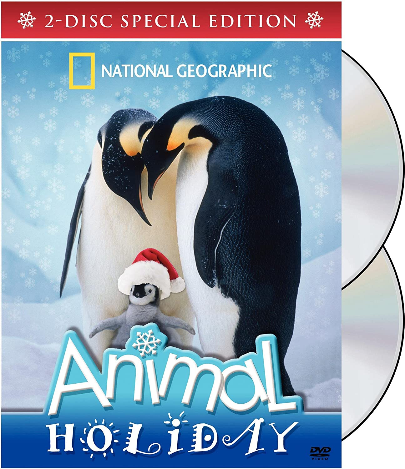 Amazon.com: Animal Holiday: Special Ed.: National Geographic: Movies & TV