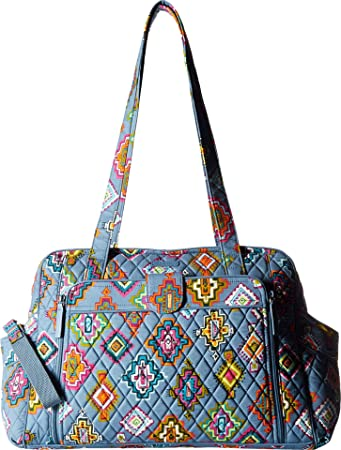 Image Unavailable. Image not available for. Color  Vera Bradley Women s  Stroll Around Baby Bag ... d837ad83fadc8