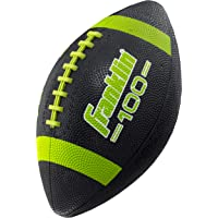 Deals on Franklin Sports Grip-Rite 100 Rubber Junior Football