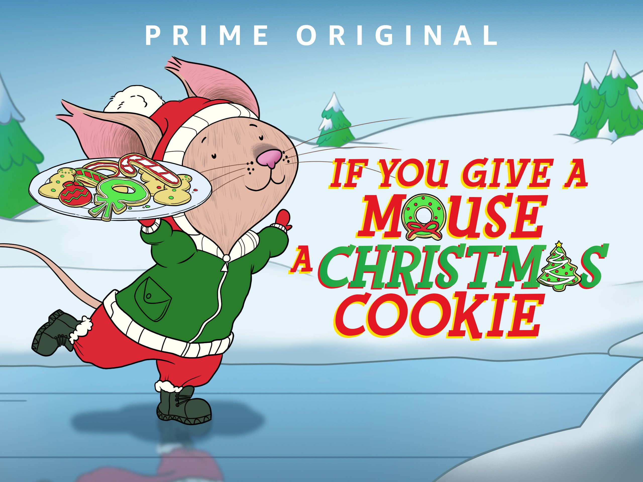 Amazon.com: If You Give A Mouse A Christmas Cookie: Mason Mahay ...