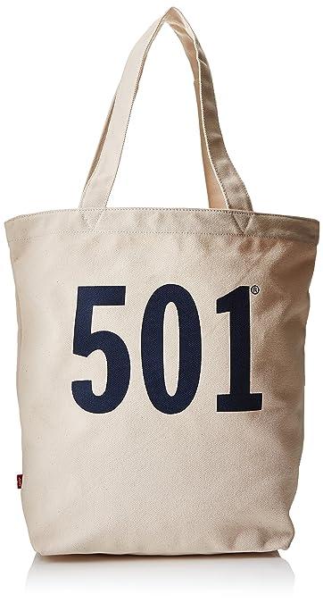 56de200e4e Amazon.com  Levi s 501 Tote