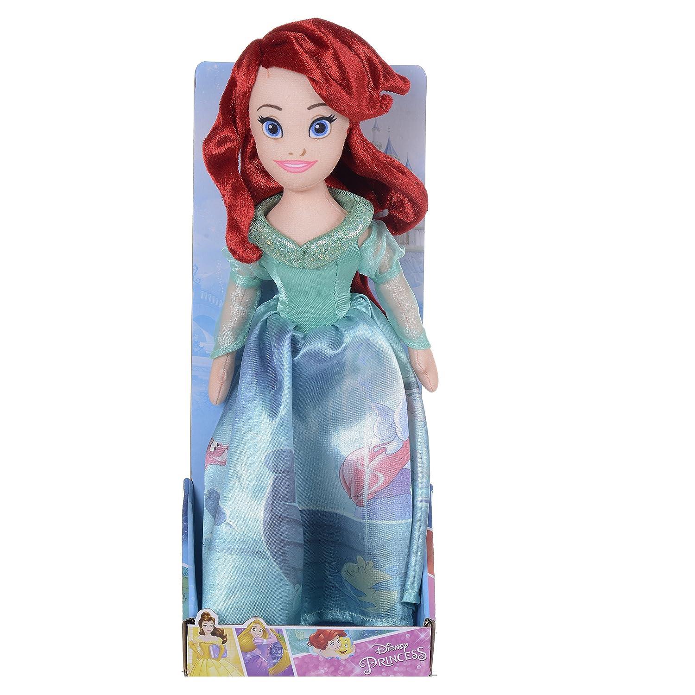 Disney 33320 - Ariel Princesa Cuentos de Peluche: Disney Princess: Amazon.es: Juguetes y juegos