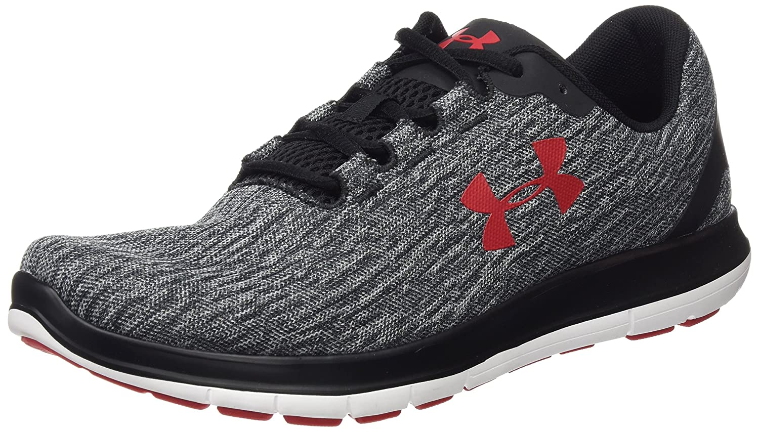 Under Armour Remix Running Shoes - SS18 B072LCQFGV 15 D(M) US|Grey