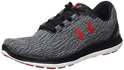 Under Armour Men s Ua Remix Running Shoes Black  Amazon.co.uk  Shoes ... 9f613ab15fc