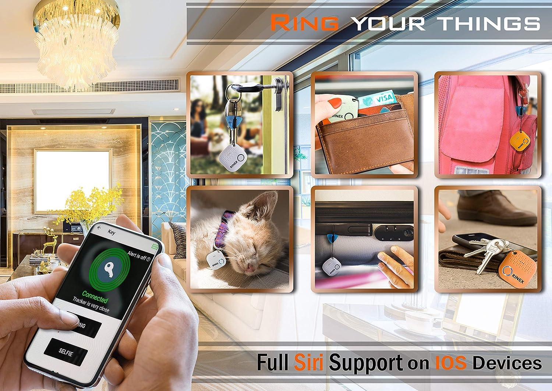 Amazon.com: Rinex - Localizador de llaves con Bluetooth ...
