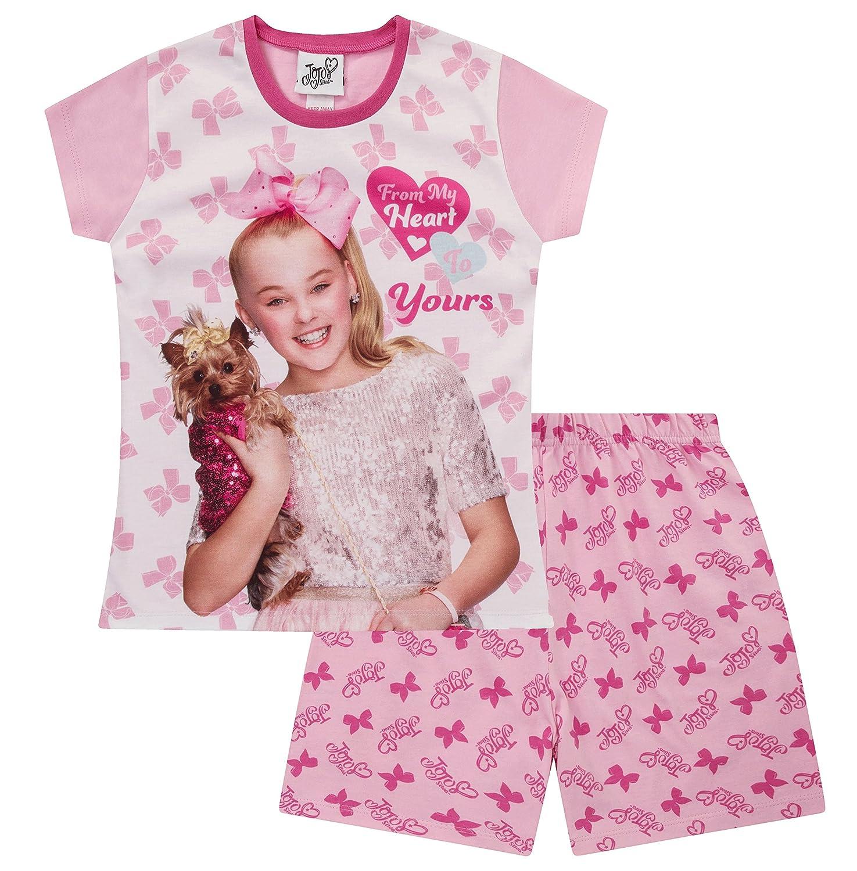 The Pyjama Factory Jojo Siwa Mädchen Jojo Siwa Schlafanzug