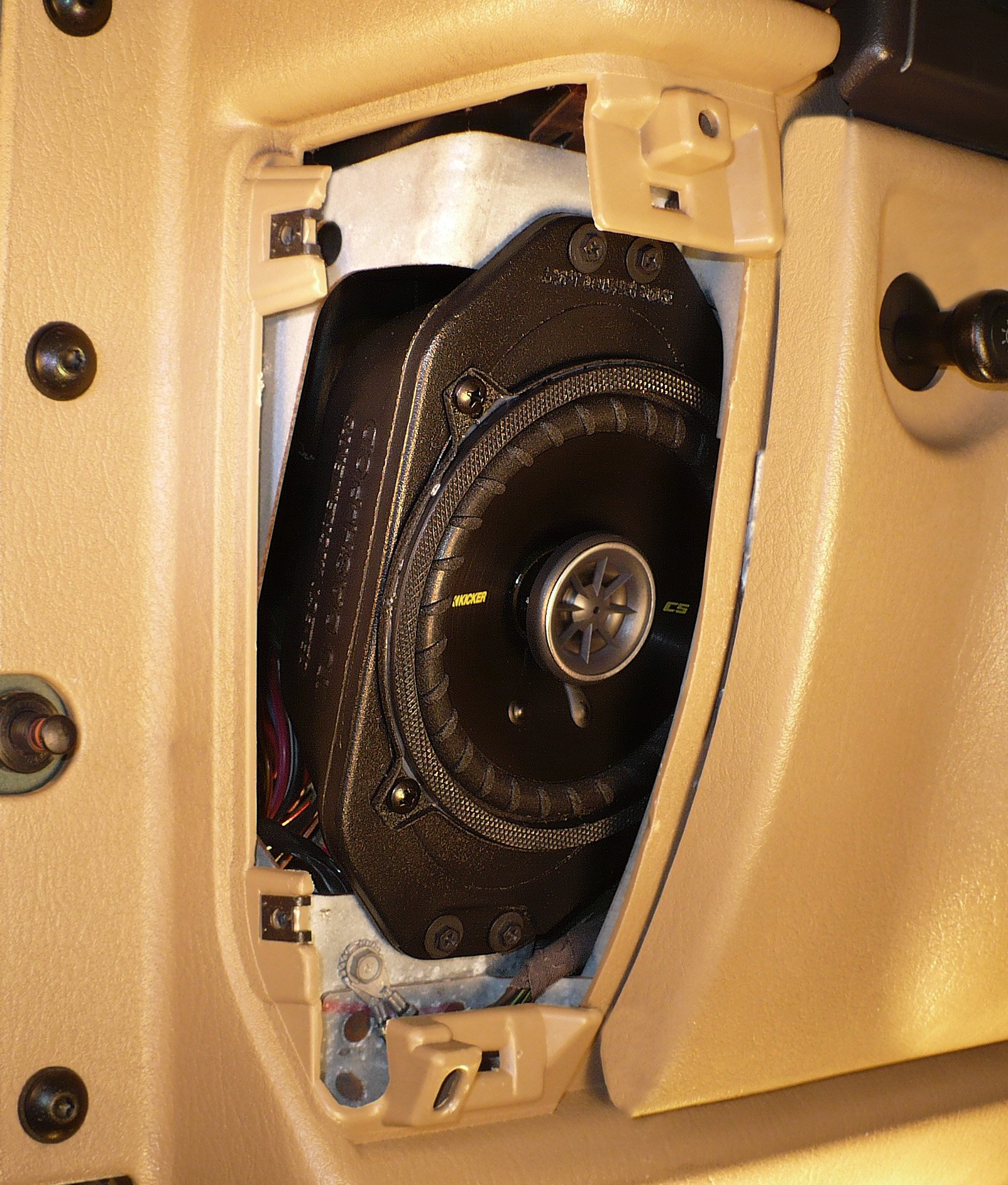 Select Increments DPW0306K5 Dash-Pods with Kicker Speakers by Select Increments
